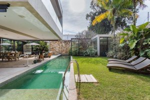 Residência Contemporânea no Jardim América