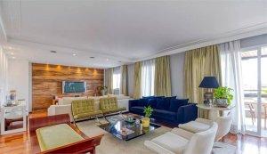 Apartamento Reformado em Moema