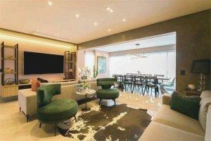 Apartamento Novo em Moema