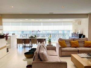 Apartamento Contemporâneo na Vila Olímpia