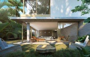 Condomínio de Casas Projetado por Marcio Kogan