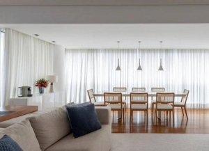 Apartamento Contemporâneo no Itaim Bibi