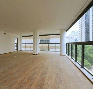 Apartamento Novo Perto da Oscar Freire