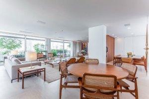 Apartamento em Edifício Novo no Jardim Paulista