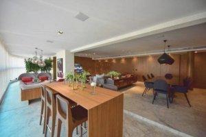 Apartamento com Projeto de Kiko Salomão