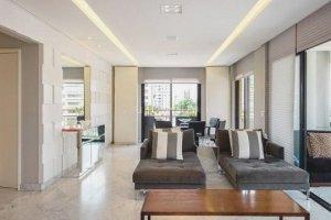 Apartamento Decorado em Moema