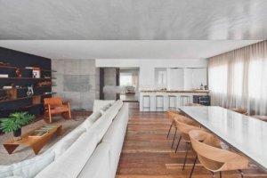 Apartamento com Projeto Meireles Pavan Arquitetura