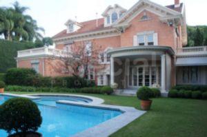 Casa Clássica no Jardim América