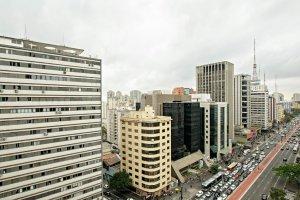 More Num Apto Ótimo com a Melhor Vista da Paulista