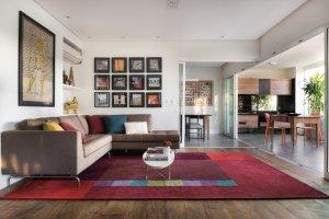Apartamento com Jeito de Casa.