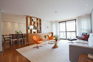 Maravilhoso Apartamento na Melhor Rua do Itaim!!!