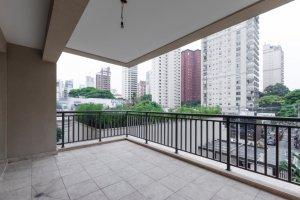 Apartamento Novo em Folha no Jardim Paulistano