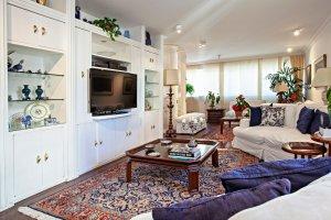Apartamento Espaçoso e em Localização Privilegiada
