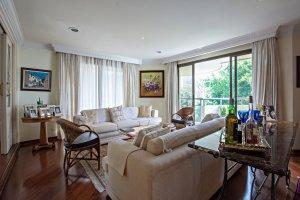 Belíssimo Apartamento Avarandado com Linda Vista