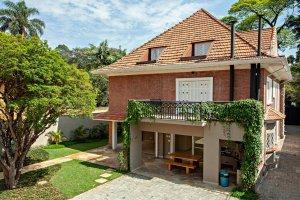 Casa em Frente ao Parque do Ibirapuera
