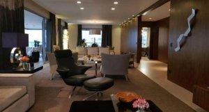 Apartamento Projetado por Zize Zink na Vnc