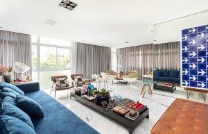 Apartamento Contemporâneo na Parte Plana