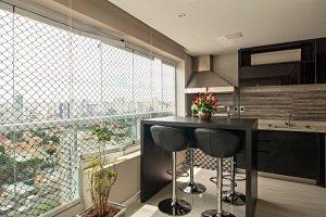 Apartamento com Vista Magnífica no Brooklin