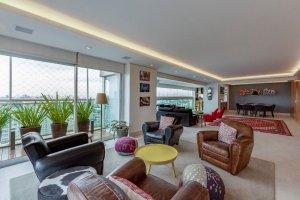 Maravilhosa Cobertura Duplex 414M² - Brooklin