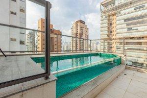 Cobertura Triplex Incrível Próximo ao Ibirapuera