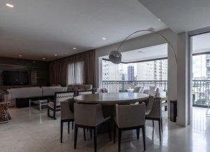 Apartamento Mobiliado na Vila Nova Conceição