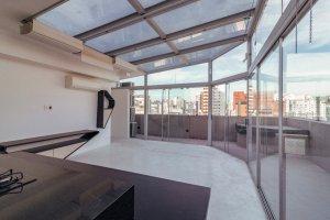 Cobertura Duplex Reformada.