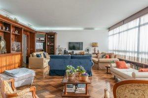 Apartamento com Ótima Sala no Jardim América.