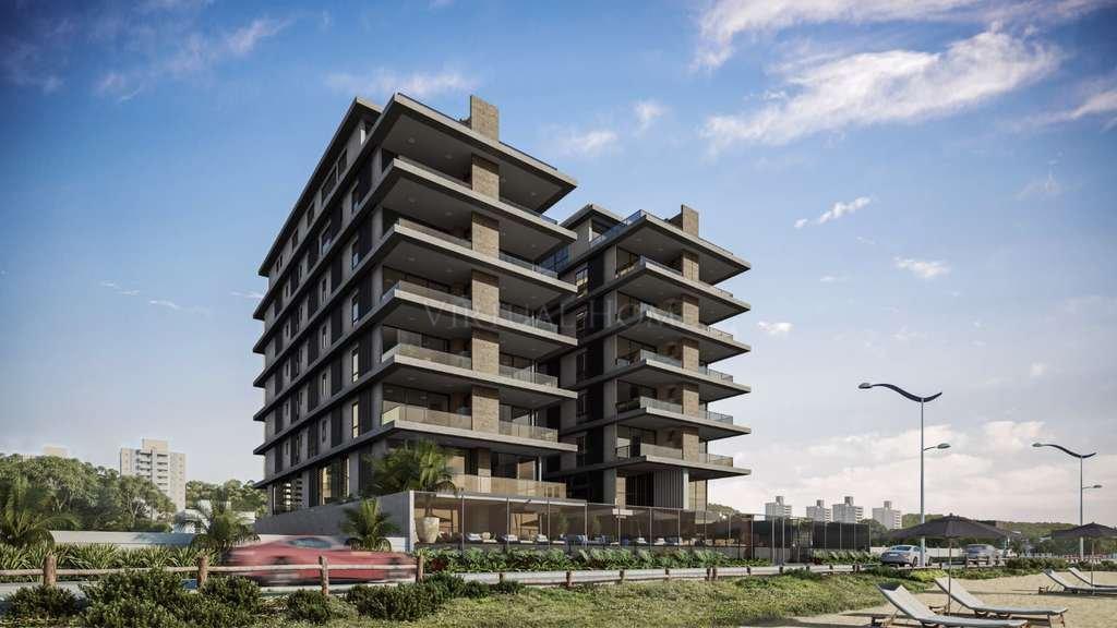 Apartamento  3 Dormitórios  3 Suítes  3 Vagas de Garagem Bairro Praia Brava De Itajaí em Itajaí SC