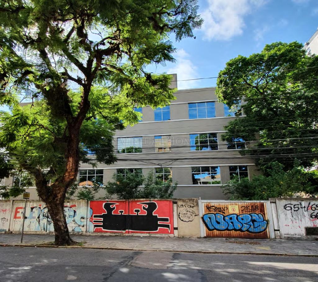 Prédio Comercial  25 Vagas de Garagem Bairro Floresta em Porto Alegre RS