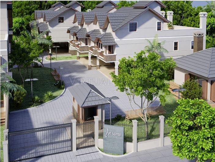 Casa em Condomínio  3 Dormitórios  3 Suítes  3 Vagas de Garagem Bairro Vila Assunção em Porto Alegre RS