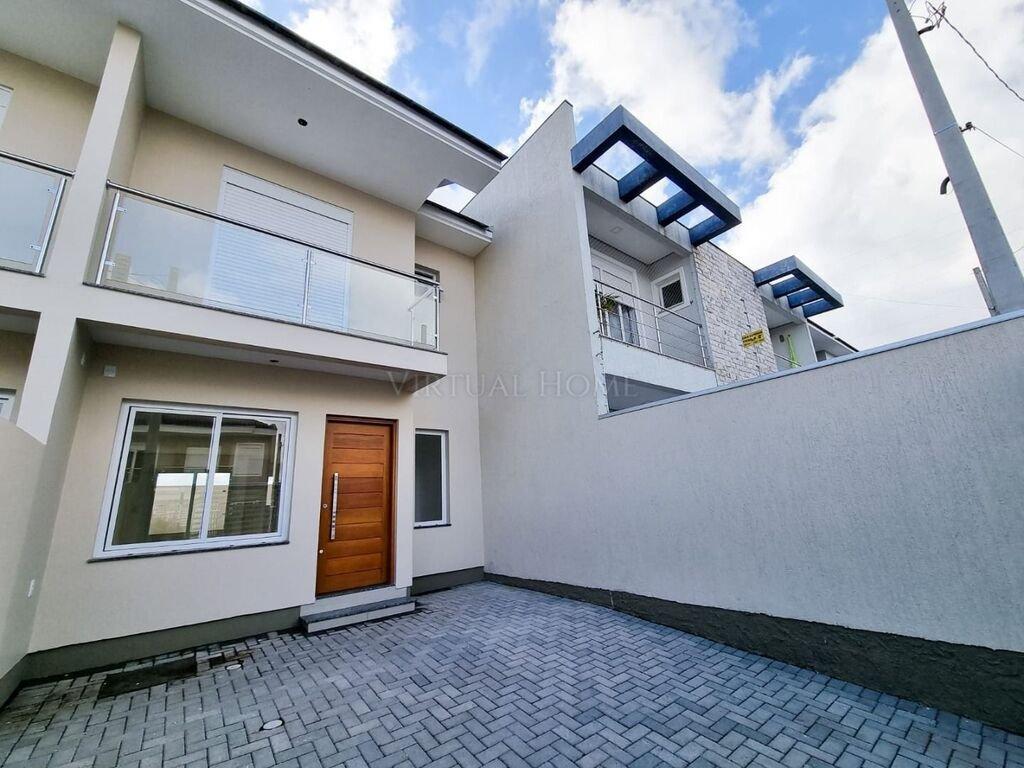 Casa  2 Dormitórios  2 Suítes  2 Vagas de Garagem Bairro Igara em Canoas RS