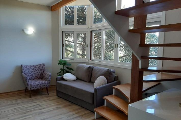 Apartamento à venda  no Quinta da Serra - Canela, RS. Imóveis