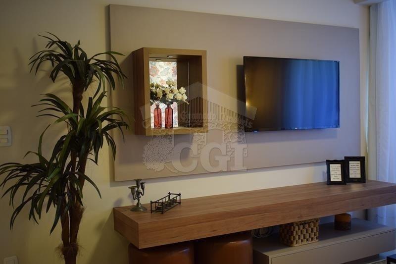 Apartamento com 2 Dormitórios à venda, 120 m² por R$ 744.000,00