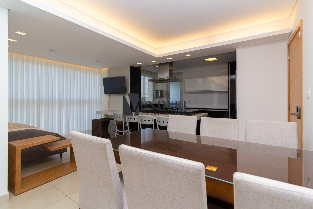 Apartamento de 92,39m²,  à venda