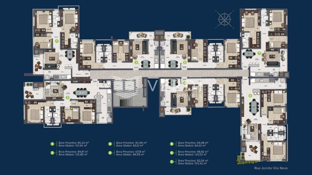 New York Tower Residence | Cód.: VE1702