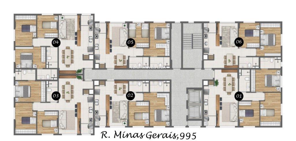 Park House Condomínio Club | Cód.: VE1872